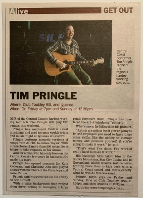 stories tim pringle
